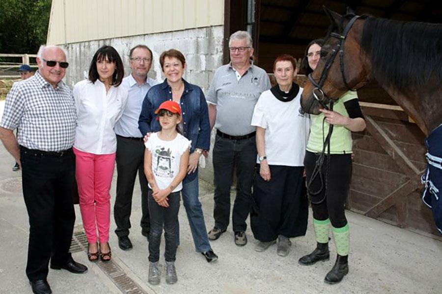 2014 : année du cheval en Alsace aussi !