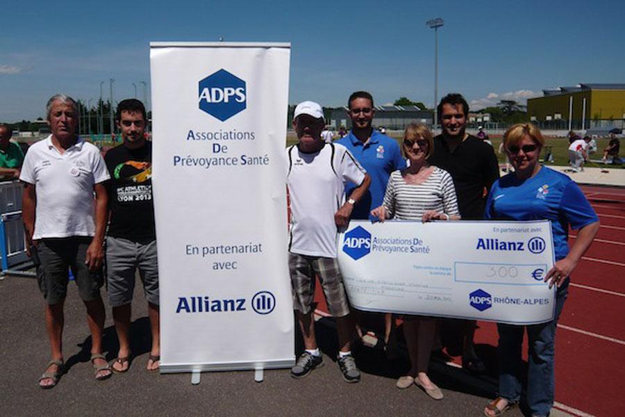 Rhône Alpes : Rag Games été 2015