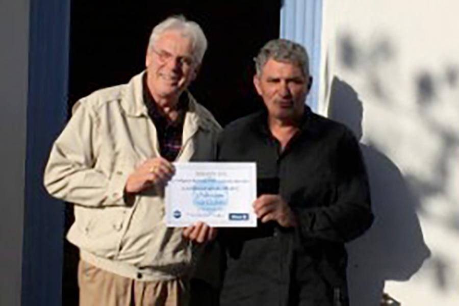 Aude : Arbre d'amour à l'IME de Pépieux