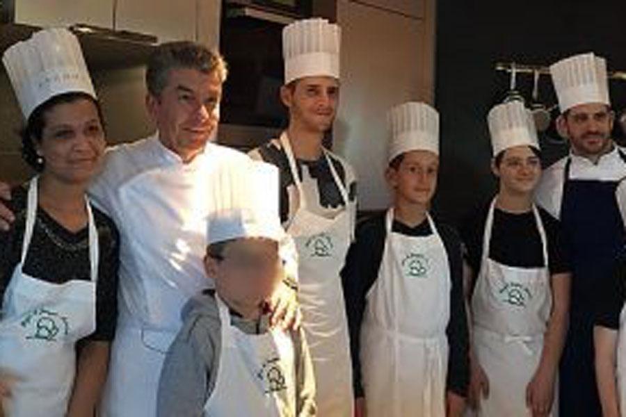 Rhône-Alpes : des étoiles pour les enfants de l'hôpital