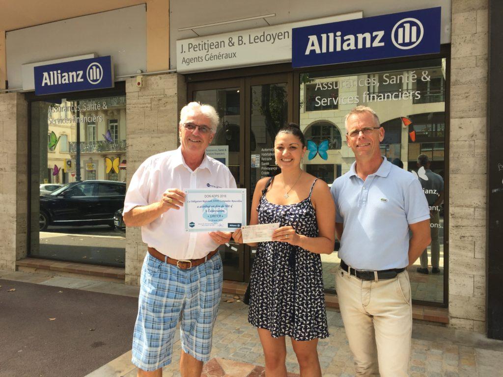 Aude: Aménagement d'un véhicule pour SAEVA