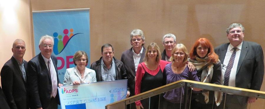 Limousin: Un spectacle au profit de l'ASP87, Clowns Doux