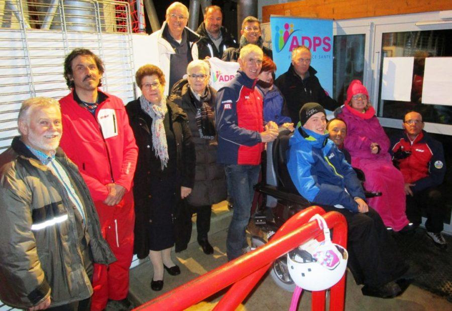Handisport : Ski pour tous au Lioran