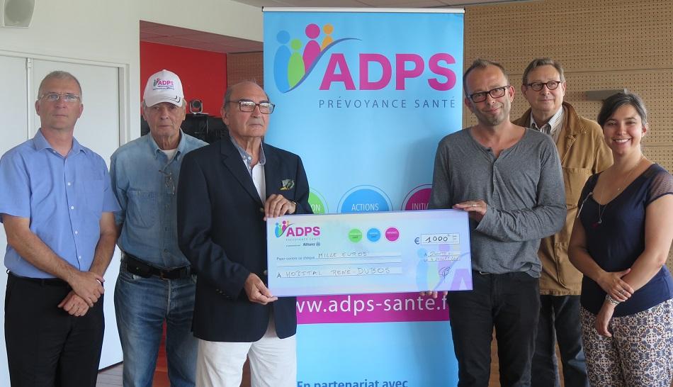 Un soutien au fonds de dotation du CHR René-Dubos de Pontoise