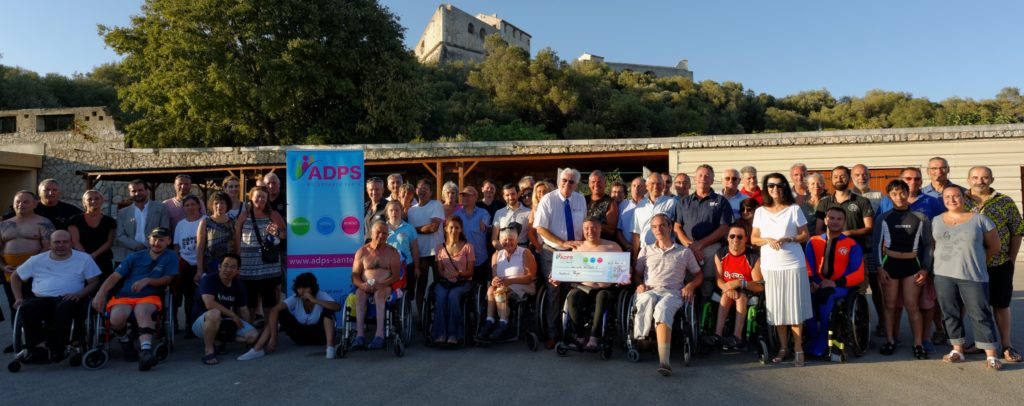 Languedoc-Roussillon: Odyssée Handiplongée