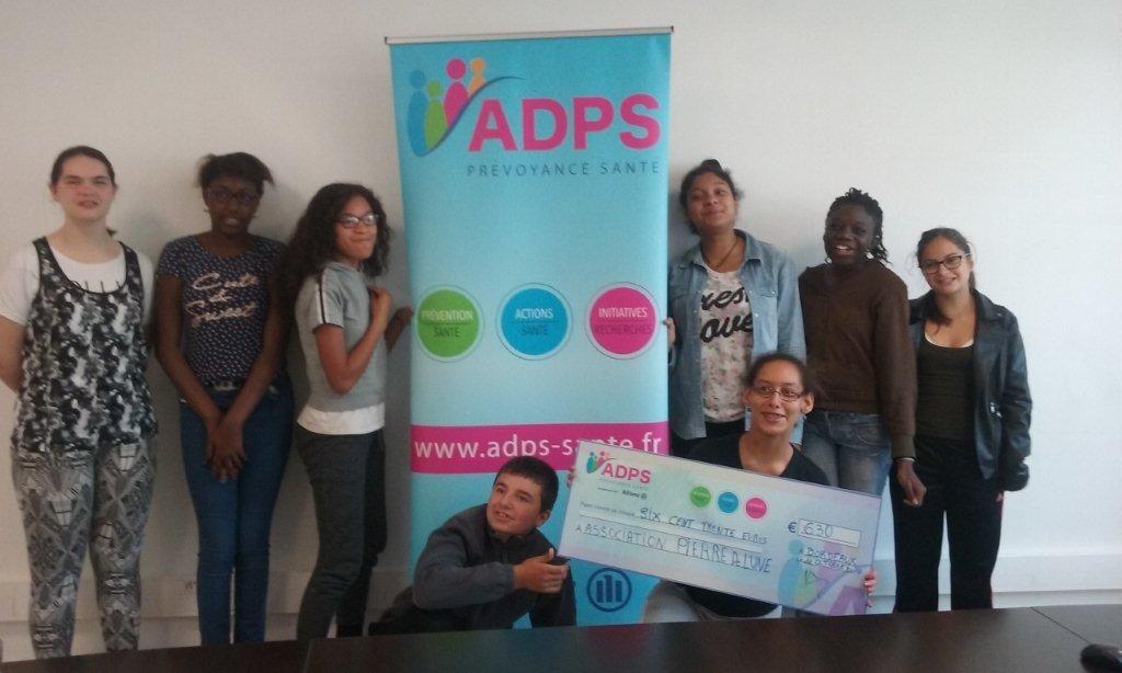 Bordeaux : Une aide pour l'Association « PIERRE DE LUNE»