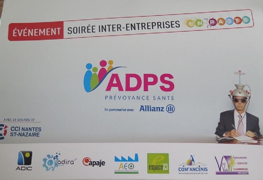 Une 1ère pour l'ADPS : une action inter-régionale autour de 400 chefs d'entreprises