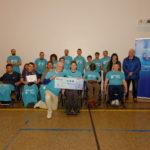 ADPS Languedoc-Roussillon : Un don pour TTC Laurentin