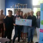 L'ADPS Picardie: 1500 euros pour un nouveau ponton
