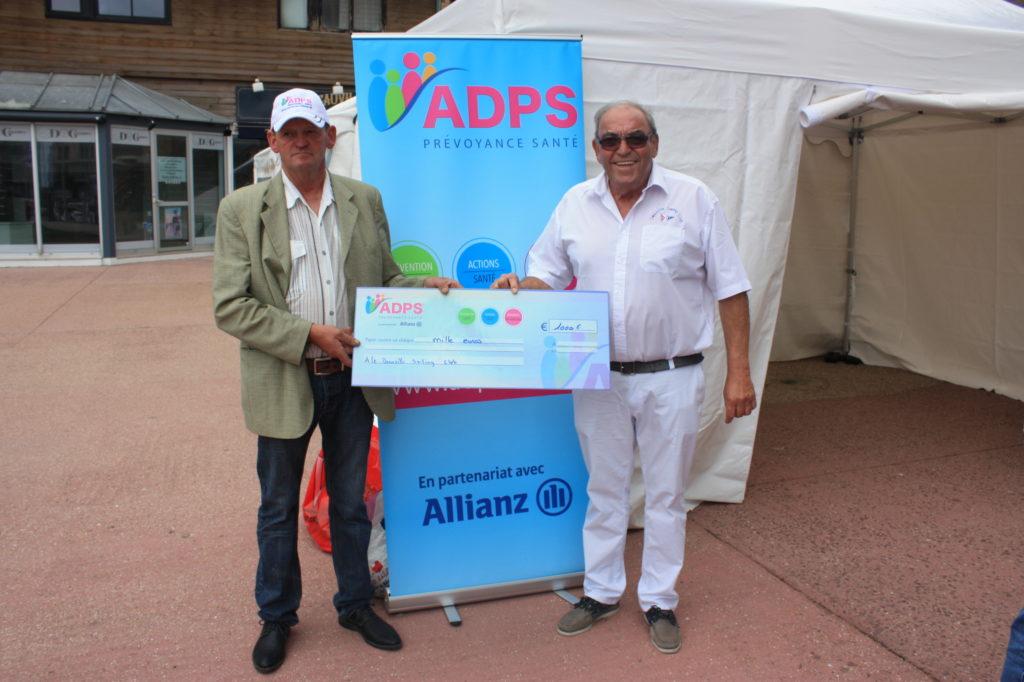 Un don pour Deauville Sailing Club