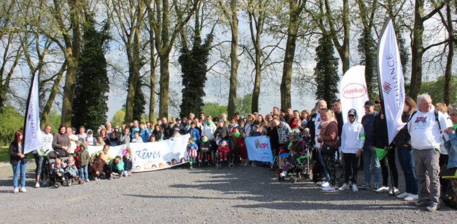 Le 23 avril 2018, un grand jour pour l'association Rêves du Nord-Pas-de-Calais