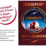 Une remise de don pour « Le passeport des Capables »