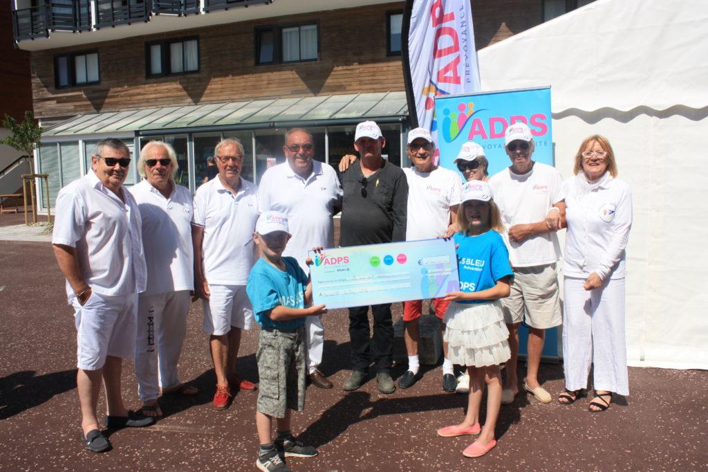 Un nouveau don pour le Deauville Sailing Club
