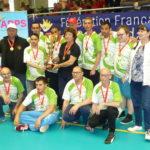L'ADPS soutient le Championnat de France de Basket-ball Sport Adapté