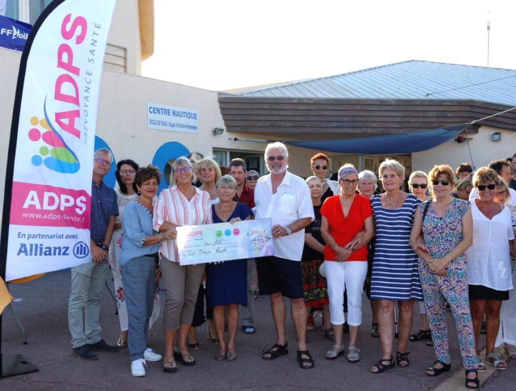 Don de 2 000 € à l'association « Pass'Temps Aude »