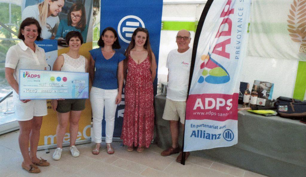 L'ADPS soutient l'association MeeO
