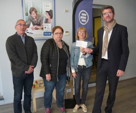 L'ADPS finance un séjour Classe Verte à Méaudre