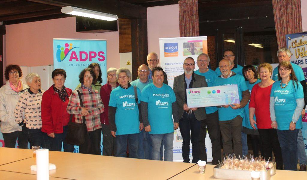 Une opération Mars Bleu avec la Ligue contre le cancer – Comité Haute-vienne