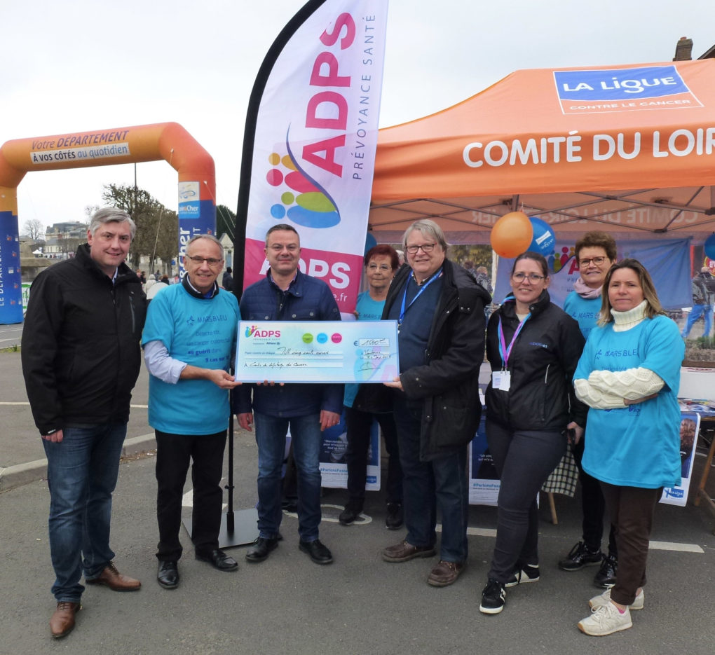 Une belle journée en soutien à La Ligue contre le cancer colorectal
