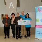 La Ligue contre le cancer de L'Aude soutenue par l'ADPS