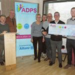 """Premier soutien financier de l'ADPS à la maison de répit """"Les Grands Monts"""""""
