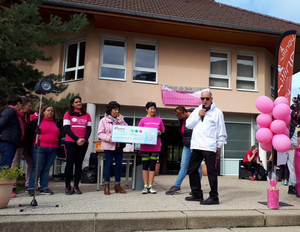 L'ADPS soutient La Fédération Française de Cyclotourisme
