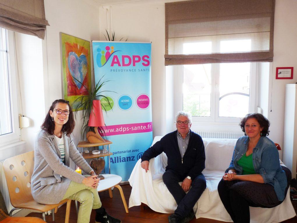 """L'ADPS soutient l'atelier """"Mon corps parle"""" du programme GENECAL"""