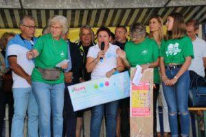 L'ADPS à la rencontre de l'association « Les Virades de l'espoir: Vaincre la Mucoviscidose