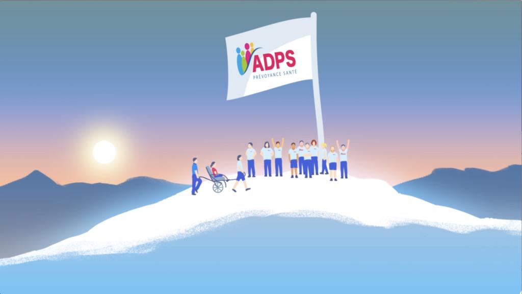 L'ADPS vous redonne des couleurs !