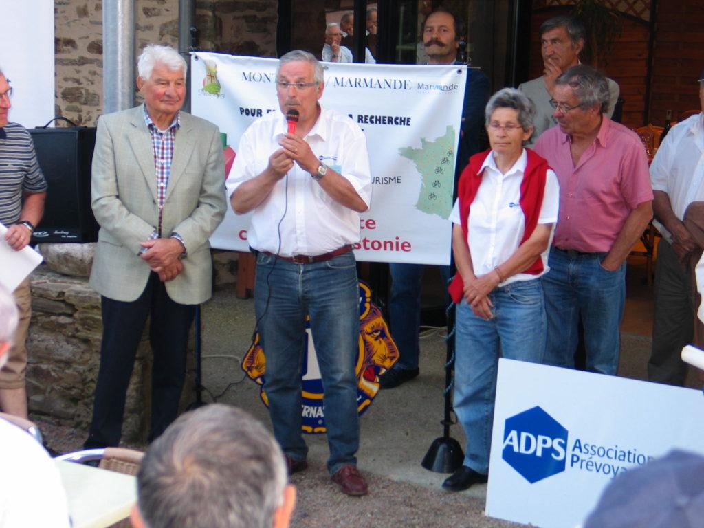 L'ADPS rend hommage à Raymond Poulidor