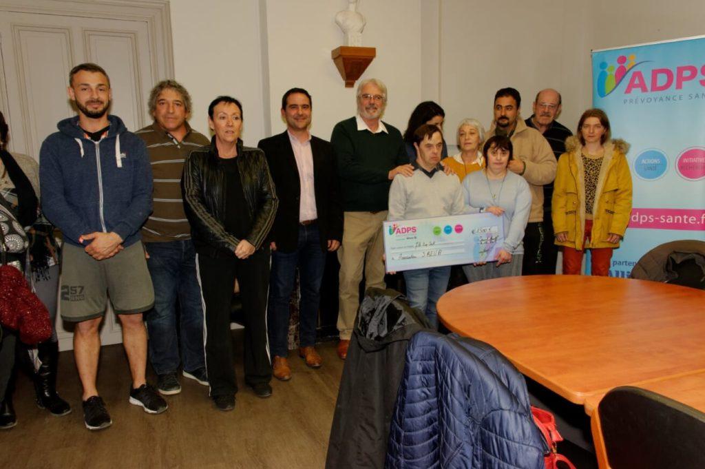 Nouvelle contribution pour l'association SAEVA