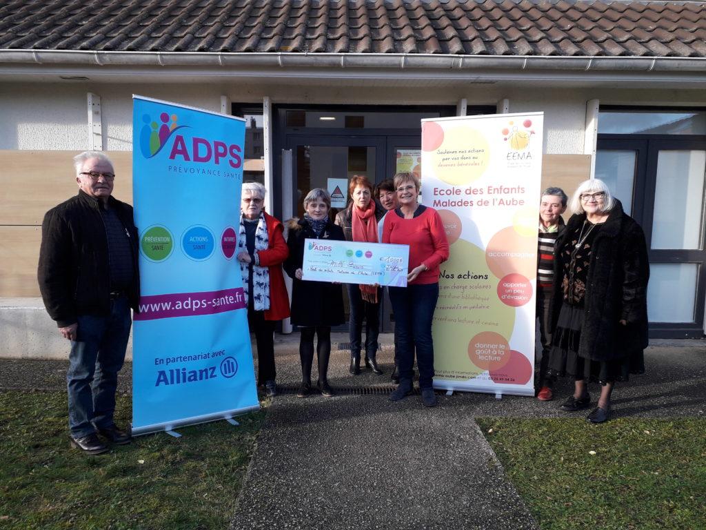 L'ADPS soutient l'association E.E.M.A