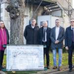 L'ADPS finance un parcours de santé au cœur de l'Hôpital Marius Lacroix