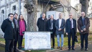 L'ADPS finance l'Hôpital Marius Lacroix