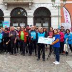 Mars Bleu: première manifestation à la Roche sur Foron!
