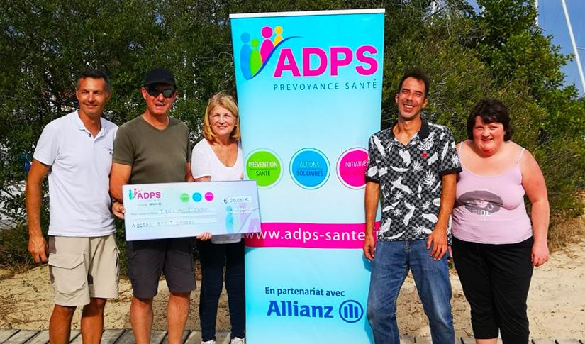 """L'ADPS soutient l'Association """"Ocean Spirit Sailing"""""""
