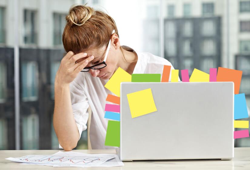 Comment limiter les troubles causés par le travail sur écran ?
