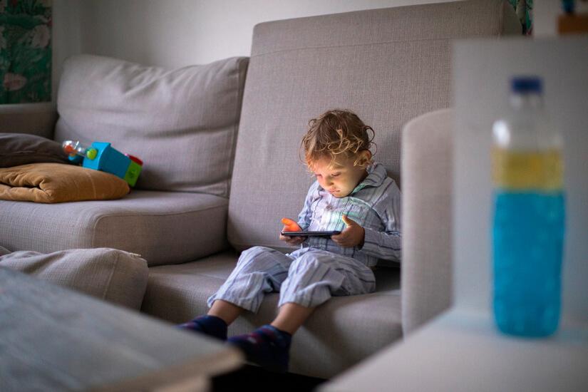 Effets de l'exposition des enfants aux écrans, ce que l'on sait