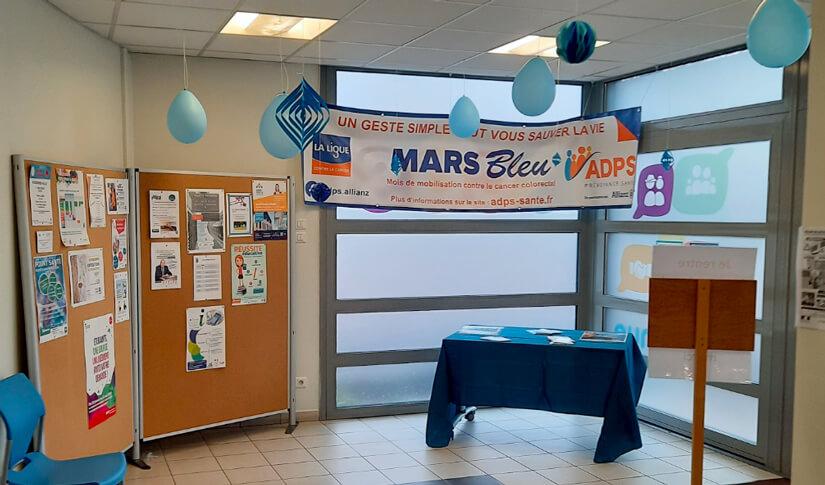 Mars Bleu : une cause qui mobilise !