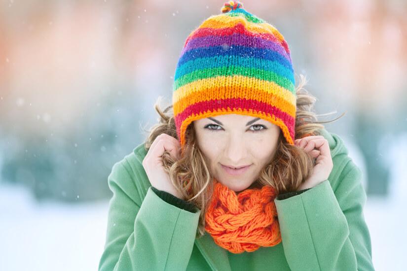 7 conseils pour protéger sa peau du froid