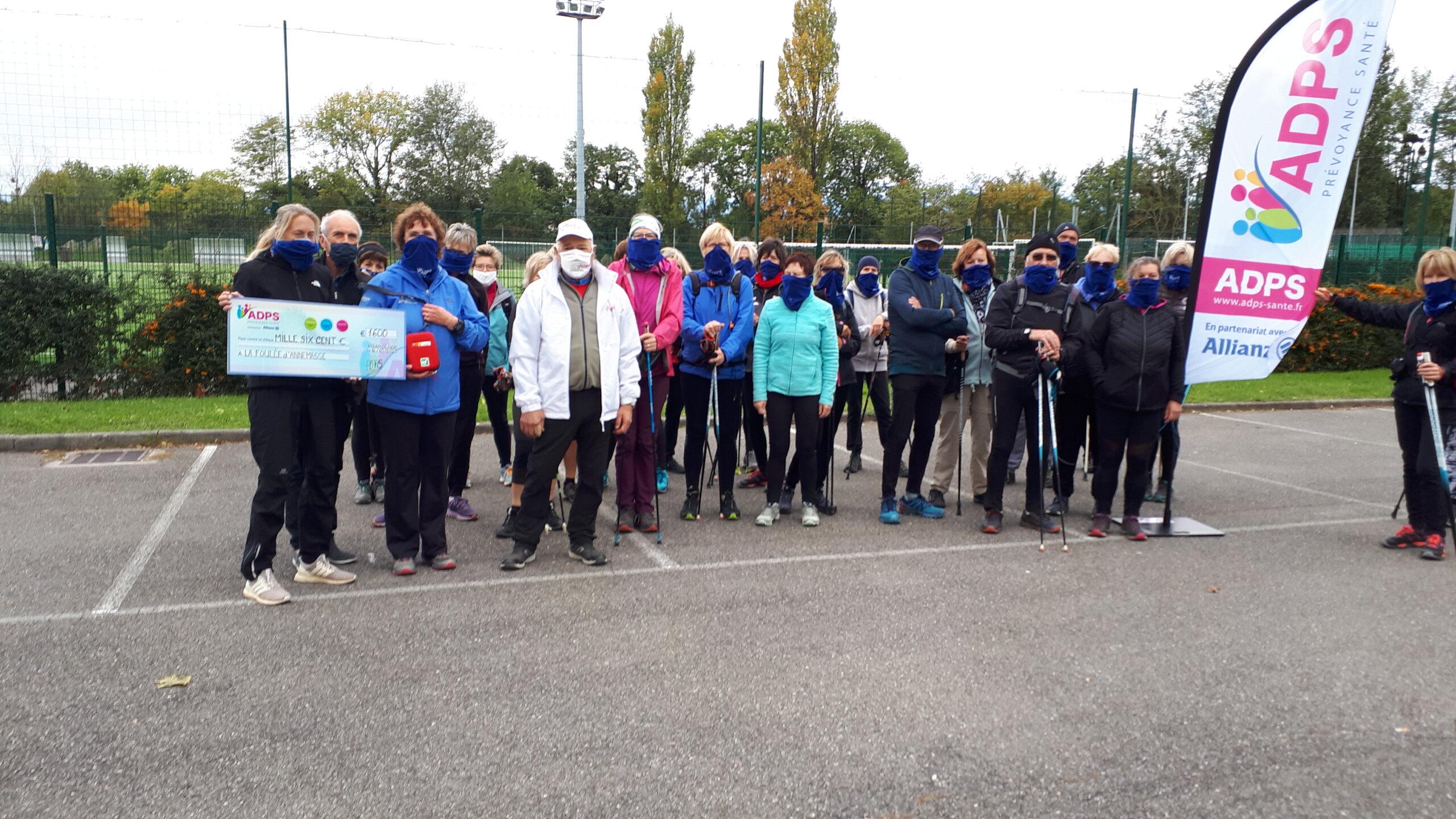 Entre sport et santé : l'ADPS en action