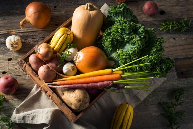 En hiver, que mange-t-on de bon ?