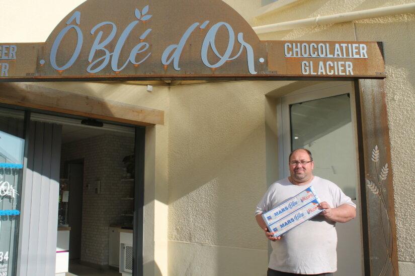 Opération mars Bleu boulangerie du Limousin