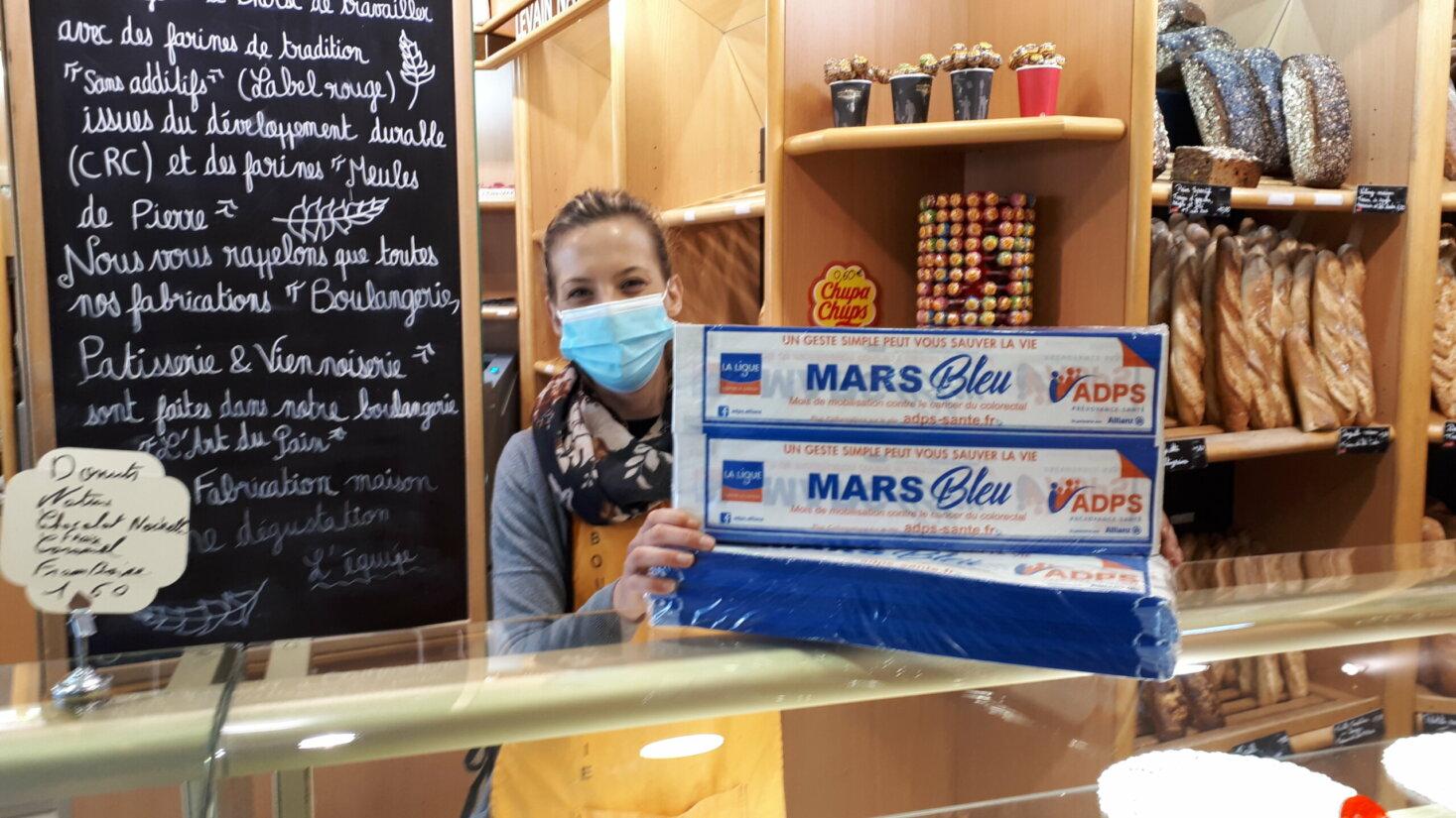 Mars Bleu : Rhône Alpes