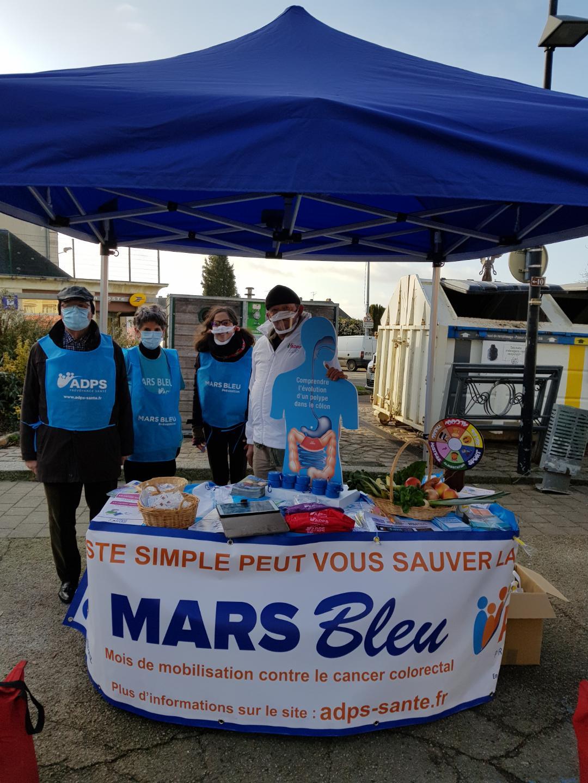 Mars Bleu : Basse Normandie