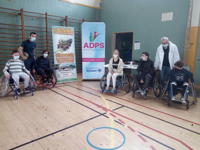 Sensibilisation au handicap