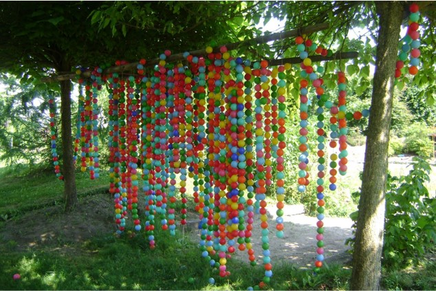 Un jardin sensoriel